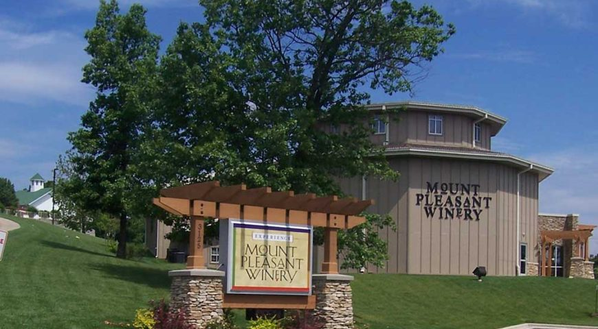 Mount Pleasant Winery in Branson